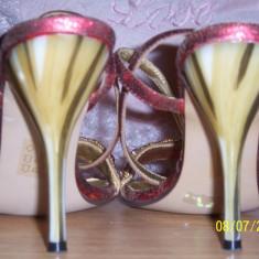 Sandale piele marimea 37