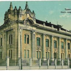 1606 - TIMISOARA - Banca Ungara - used -1911