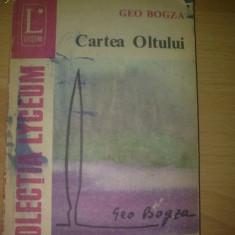 """Geo Bogza - Cartea Oltului """"689"""""""