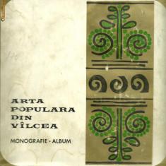 Arta populara din Valcea - Monografie - album - Carte Monografie