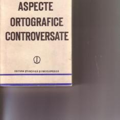 D R. Uritescu - Aspecte ortografice controversate