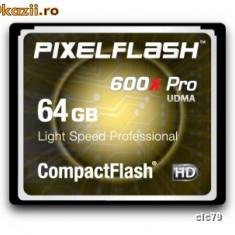 Compact flash 8Gb, 16Gb, 32Gb, 64Gb pt DSLR-uri - Card Compact Flash
