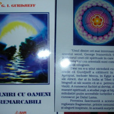 Intalniri cu oameni remarcabili - G. I. Gurdjieff