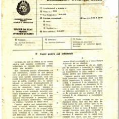 CERTIFICAT CU DESCRIEREA INVENTIEI NR. 68200 (CASTEL PENTRU APA INDUSTRIALA) - Diploma/Certificat