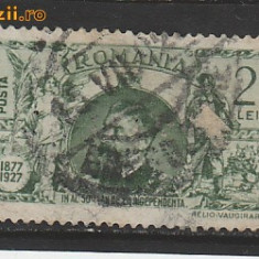 TIMBRE ROMANIA 2L Ferdinand 50 ani de independenta RO113