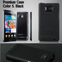 Husa plastic Samsung Galaxy s2 i9100 + folie protectie + expediere gratuita Posta - sell by PHONICA - Husa Telefon