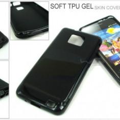 Husa silicon Samsung Galaxy s2 i9100 + folie ecran + expediere gratuita Posta - sell by PHONICA