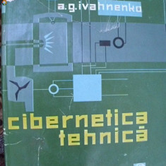 CIBERNETICA TEHNICA - Carte Cibernetica