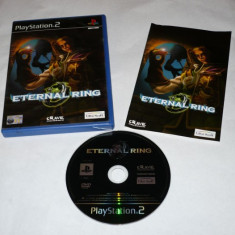 Joc Playstation 2 - PS2 - Eternal Ring - Jocuri PS2 Sony, Actiune, Toate varstele, Single player