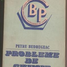 (C359) PROBLEME DE CHIMIE DE PETRU BUDRUGEAC