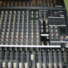 MIXER YAMAHA EMX5000-12 2x500w - Mixere DJ