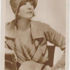 CARTE POSTALA Greta Garbo - necirculata gm103