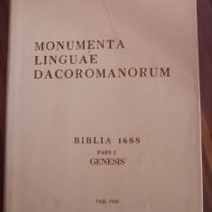 Monumenta Linguae Dacoromanorum - 5 vol - Carti bisericesti