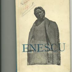 ENESCU - Andrei Tudor - Carte Arta muzicala