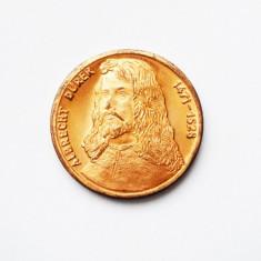 JETON ALBRECHT DURER 1971 18 mm UNC ** - Jetoane numismatica