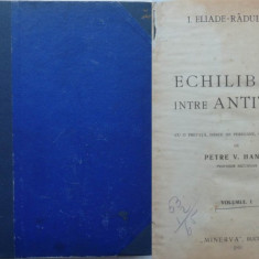 I. Heliade Radulescu , Echilibrul intre antiteze , Editura Minerva , 1916