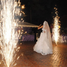Superba rochie mireasa VERA SPOSA -model LAURA