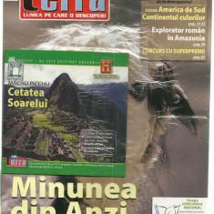 Revista TERRA nr.1 - ianuarie 2011 (in tipla ) - Revista scolara