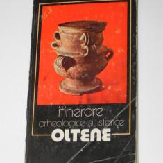 DUMITRU TUDOR - ITINERARE ARHEOLOGICE SI ISTORICE OLTENE - Istorie