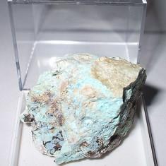 CHRYSOCOLLA - AUSTRALIA - Fosila roca