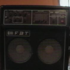 Amplificator FBT - Amplificator Chitara