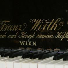 Vand pian Franz Wirth Wien