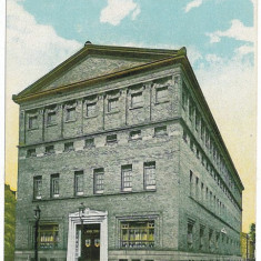 1324 - Templul Masonic COLUMBUS - U.S.A.