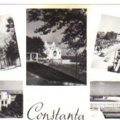 Bnk cp constanta - circulata - Carte Postala Dobrogea dupa 1918