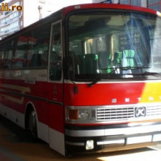 VAND LUNETA SPATE AUTOCAR SETRA S- 215H