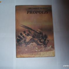 Propolis-Din tainele stupului editia a-IV-a 1990-/apicultura/stuparit/stuparitul/apimondia/albine