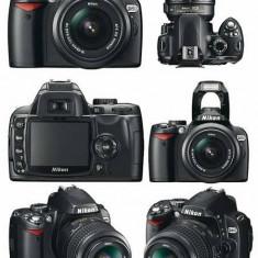 Nikon D60 - DSLR - kit complet - DSLR Nikon, Kit (cu obiectiv), 10 Mpx, HD