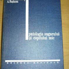 PATOLOGIA SUGARULUI SI COPILULUI MIC M GEORMANEANU S ROSIANU
