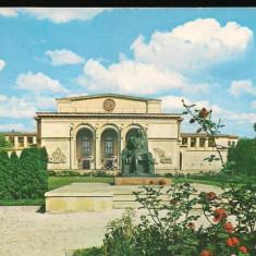 Carte postala-BUCURESTI-Opera Romana - Carte Postala Muntenia dupa 1918