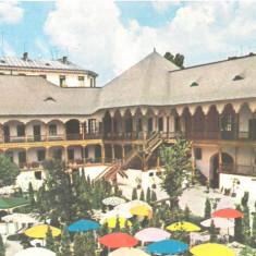 Carte postala-BUCURESTI-Hanul lui Manuc - Carte Postala Muntenia dupa 1918