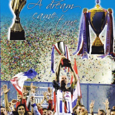 "Book 2011 ""Otelul Galati, A dream came true"" - in english"