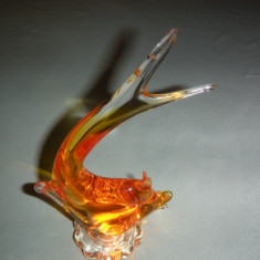 CRISTAL MURANO PESTE - Arta din Sticla