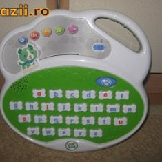 Consola alfabet Leapfrog