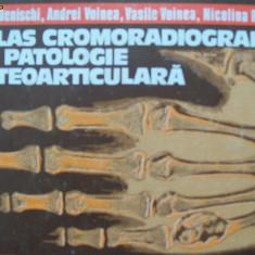 AUREL DENISCHI-ATLAS CROMORADIOGRAFIC DE PATOLOGIE OSTEOARTICULARA