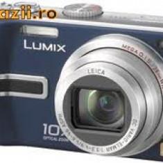 Panasonic Lumix TZ-3 (ZoomOptic 10X / Digital 60x, Lentile Leica, Carcasa metal) LIVRARE GRATUITA! - Aparate foto compacte