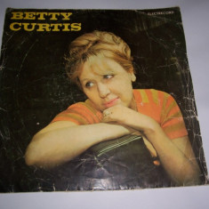 BETTY CURTIS - Muzica House, VINIL