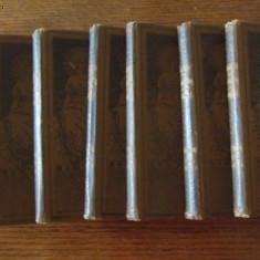 Bibliothek der unterhaltung und des wissens, band 1,3,5,8,9,11,12, aparute 1892