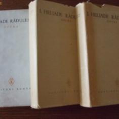 I. HELIADE RADULESCU - OPERE, vol. 1,2,4  (Colectia Scriitori romani)