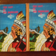 The Last of the Mohicans, 2 vol.