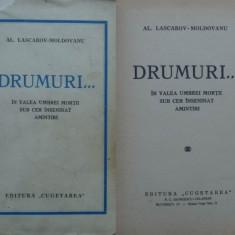 Lascarov Moldovanu , Drumuri , in valea umbrei mortii , amintiri , interbelica, Alta editura