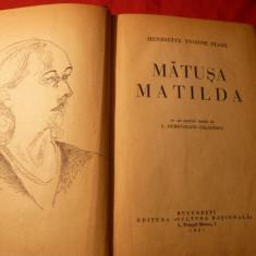 Henriette Yvonne Stahl - Matusa Matilda -ed.1931