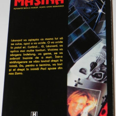 RENE BELLETTO - MASINA horror - Carte Horror