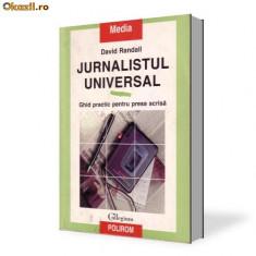 David Randall - Jurnalistul universal - Carte de publicitate