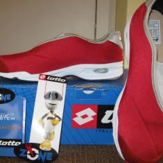 LOTTO nou, original, ieftin si frumos - Adidasi dama Lotto, Greige