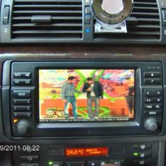 MONITOR DISPLAY ECRAN NAVIGATIE 16:9 PENTRU BMW E46 - Monitor Auto
