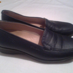 Pantofi dama Stonefly - Pantof dama STONEFLY, Albastru, Marime: 35.5